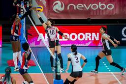 Trực tiếp FIVB Volleyball World Grand Prix 2017 (9/7)