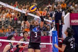 Trực tiếp FIVB Volleyball World Grand Prix 2017 (14/7)
