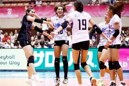 Trực tiếp FIVB Volleyball World Grand Prix (16/7)
