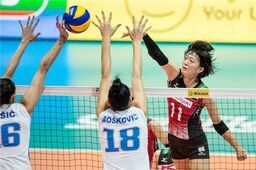 Trực tiếp FIVB Volleyball World Grand Prix 2017 (23/7)